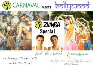 Carnaval meets Bollywood
